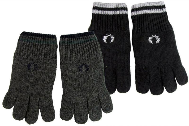 Перчатки из новых коллекций casual брендов