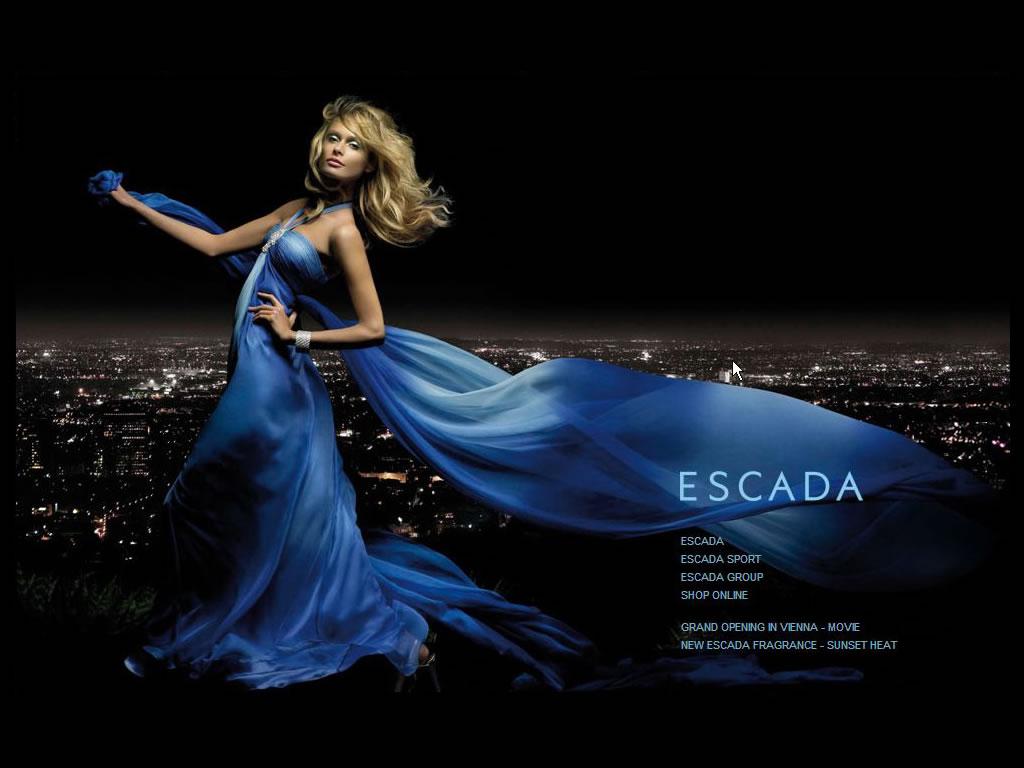 Escada открывает в России интернет-магазин