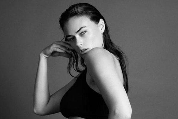 Calvin Klein раскритиковали за «полную» модель