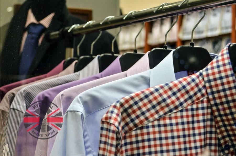 Магазины одежды отказываются от закупок