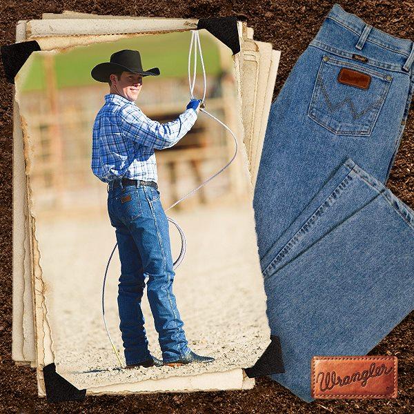 Premium Performance Advanced Comfort Cowboy Cut