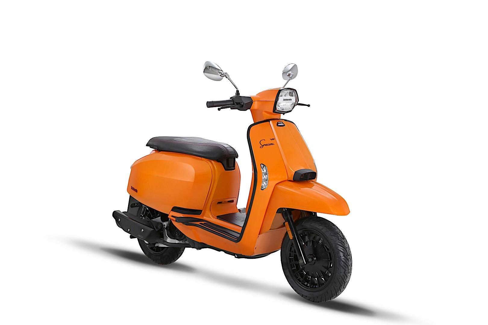 Скутер Lambretta