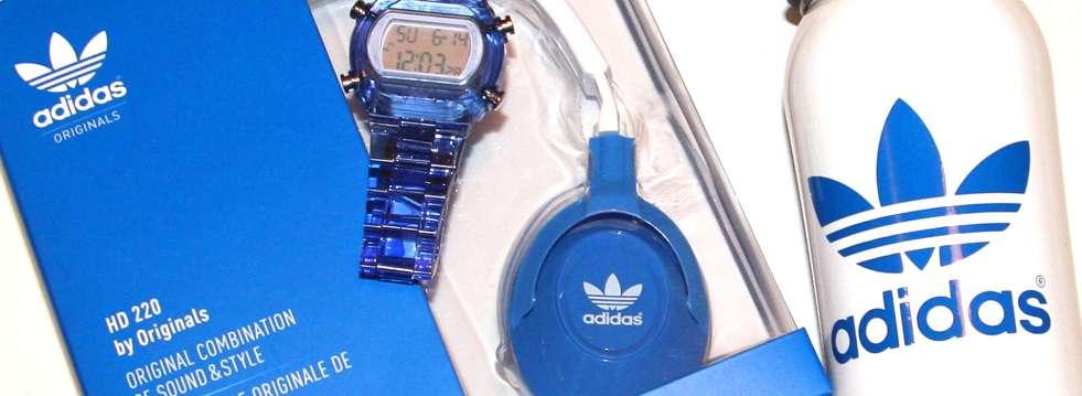 Скидка на подарки от Adidas