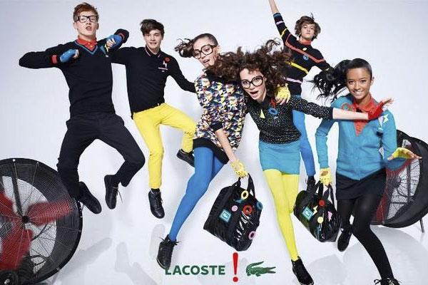 Коллекция Lacoste осень-зима 2009-2010