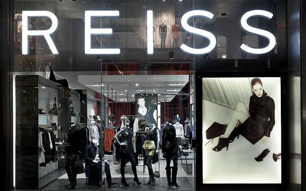 Владелец Dr. Martens хочет приобрести британского ритейлера одежды Reiss